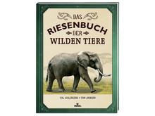 Das Riesenbuch der Wilden Tiere - Cover