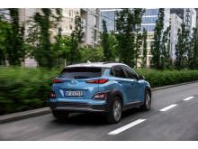 Helt nya Hyundai Kona Electric.