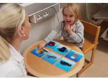 Språkscreening för barn på BVC