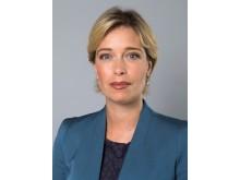 Idrottsminister Annika Strandhäll