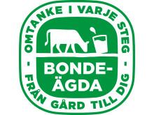 Svenska versionen av märket som lyfter fram Arlas ägare