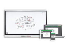SMART Board iQ 6000 dator, platta, chromebook, ipad, telefon