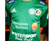 Framsida Celtic/HuFF-tröja