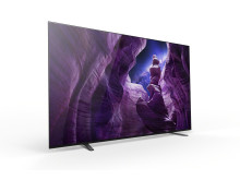 BRAVIA A8 4K HDR OLED TV