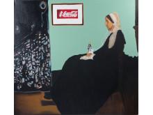 Steve Kaufman: Whistler's Mother