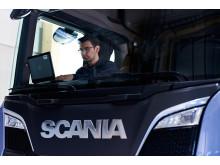 Scania Wartung mit flexiblen Plänen