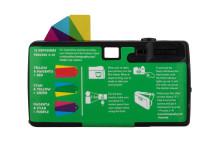 Lomography Simple Use Film Camera_LomoChrome Purple_back
