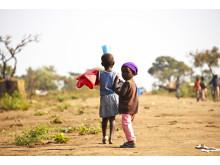 Bidi-flygtningelejren i det nordlige Uganda