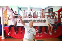 LOS-Fondets drømmefinalist 2015: Arendal Bokseklubb
