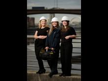 Three sisters in engineering