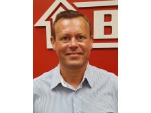 Martin Klausen, Direktør Bygma Rønne