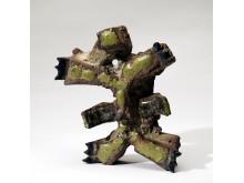 Sandgjuten keramik av Anders Liljefors