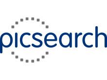 Picsearch new logotype