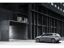 Nya Peugeot 308, en elegant och modern sedan