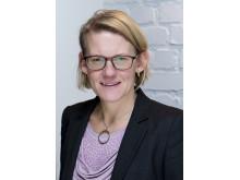 Ingrid Gyllfors, vd Stockholms Studentbostäder