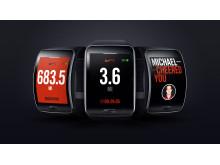 Gear S Nike+