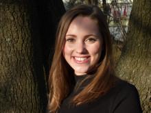Jennie Berglund, forskare på avdelningen fiber- och polymerteknologi vid KTH.