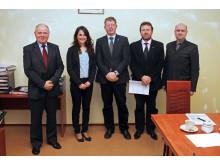 Ausgezeichneter Deutsch-Polnischer Doppel-Bachelorabschluss in Logistik