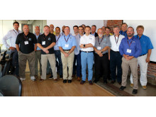 High res images - Cox Powertrain - US Distributors Group Photo