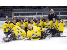 Kälkhockeylandslaget