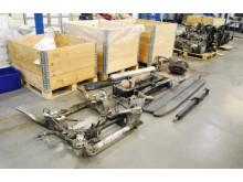stolen range rover parts