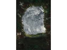 "AUGUST STRINDBERG, ""INFERNO"" (""THE INFERNO-PAINTING"". FINAL PRICE: 18 575 000 SEK"