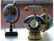 Eieruhren und Ei-Phones von Kerstin Dischereit