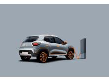 Dacia eldriven show car