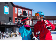 Ski Lodge i Kungsberget