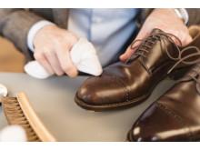 Välvårdade skor