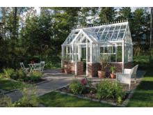 Växthus från Hartley Botanic