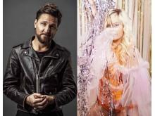 Ljusfesten 2019 - Moneybrother och Maja Francis