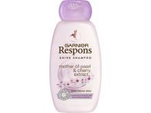 Garnier Respons Mother of Pearl, kiiltoa antava sampoo