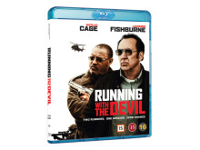 Running With the Devil, Blu-ray