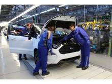 Kompaktní SUV Ford EcoSport se nově vyrábí také v Evropě