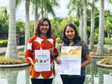 Happy about two awards for Maritim Resort & Spa Mauritius.