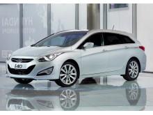 Nya Hyundai i40 Kombi