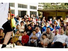 Clwoner utan Gränser i Libanon 2008