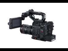Canon EOS C300 Mark III EF24-105mm LCD BSR 02