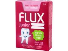 Flux Junior Jordgubb tuggummi