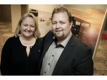Christina och Roland Skoog