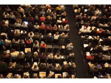 Publik i High Live 1, Mänskliga Rättighetsdagarna 2016