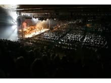 Konsert inomhus