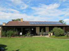 Solcelleløsning, Fredensborg 2