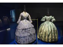 Fokus på midjan på 1850-talet