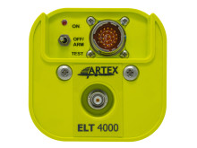 Hi-res image - ACR Electronics - the new ARTEX ELT 4000 Emergency Locator Transmitter
