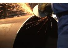 Nye skære- og slibeprodukter til olie- og gasindustrien - Anvendelse
