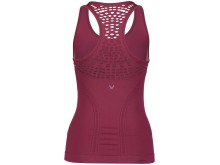 SOC W Flow Seamless Singlet_Red_Back