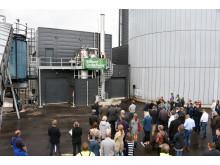 Billund BioRefinery indvielse af Exelys