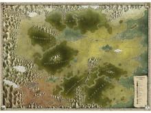 Svärdets Sång karta
